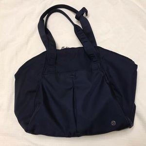 Lululemon Free to Be bag - Midnight Navy